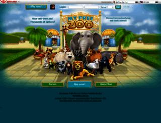myfreezoo.com screenshot