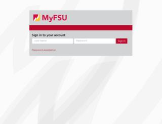 myfsu.ferris.edu screenshot