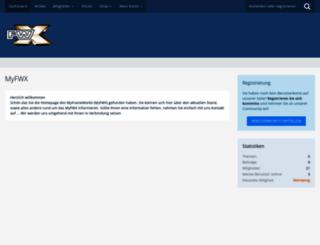 myfwx.com screenshot