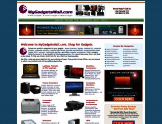 mygadgetsmall.com screenshot