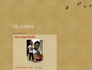 mygallery-go.blogspot.com screenshot
