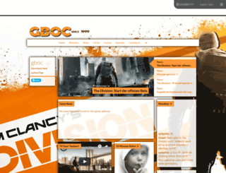 mygboc.de screenshot