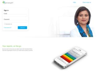mygenesight.com screenshot