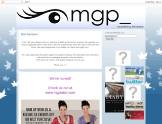 myglamourplace.blogspot.com screenshot