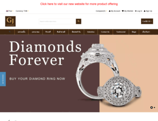 myglitzjewels.com screenshot