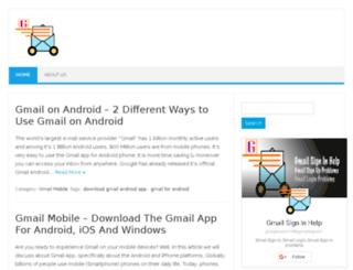 mygmailsignin.com screenshot