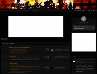 mygnrforum.com screenshot
