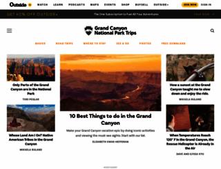 mygrandcanyonpark.com screenshot
