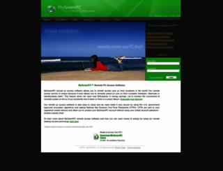 mygreenpc.com screenshot