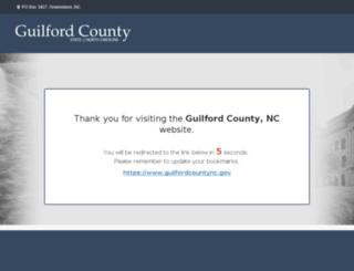 myguilford.com screenshot