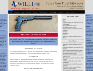 myguntrust.com screenshot