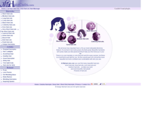 myhaircuts.com screenshot