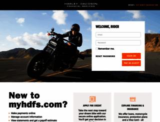 myhdfs.com screenshot