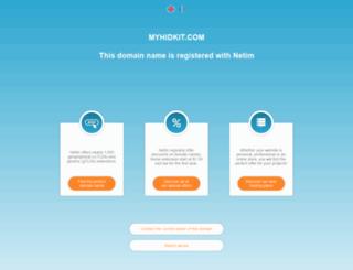 myhidkit.com screenshot