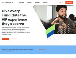 myhireq.com screenshot