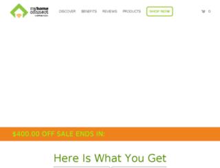 myhomeconnect.com.au screenshot