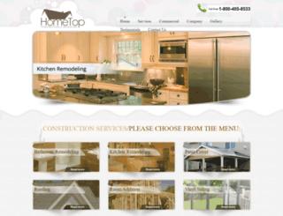 myhometop.com screenshot