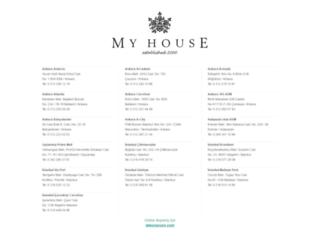 myhouseshop.net screenshot