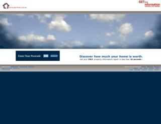 myhousevalue.com.au screenshot