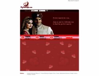 myhumsafar.com screenshot