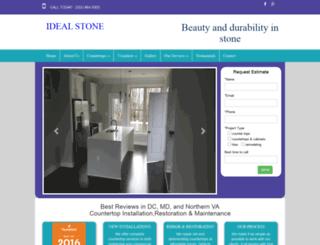 myidealstone.com screenshot