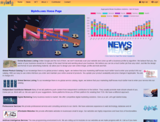 myinfo.com screenshot