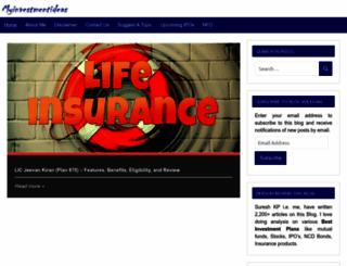 myinvestmentideas.com screenshot