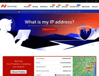 myipneighbors.com screenshot