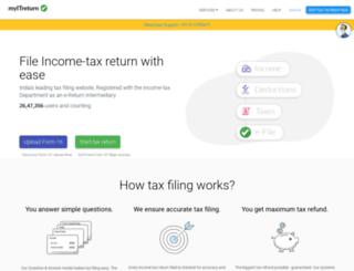 myitreturn.com screenshot