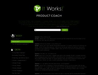 myitworksproductcoach.com screenshot