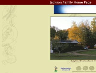 myjacksons.com screenshot