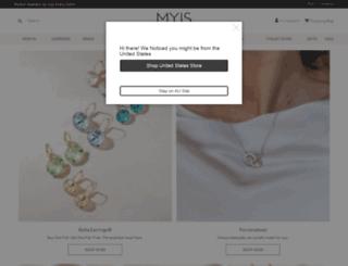 myjewellerystory.com.au screenshot