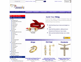 myjewelz.com screenshot