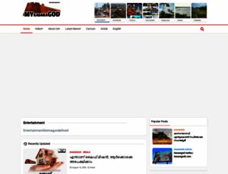 mykasaragod.com screenshot