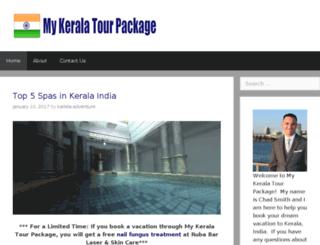 mykeralatourpackage.com screenshot