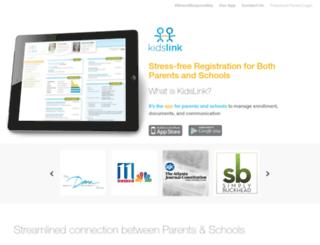 mykidslink.com screenshot