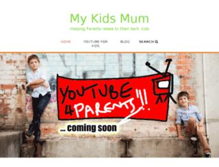 mykidsmum.com.au screenshot