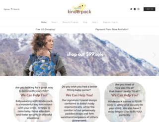 mykinderpack.com screenshot
