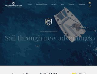 mykonosdolphin.com screenshot