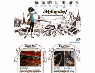 mykugelhopf.ch screenshot