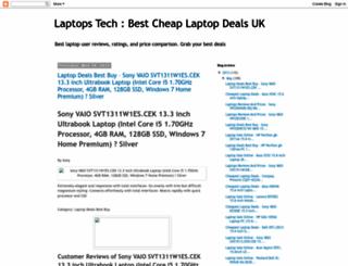 mylaptopstech.blogspot.gr screenshot