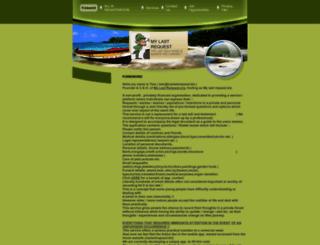 mylastrequest.biz screenshot