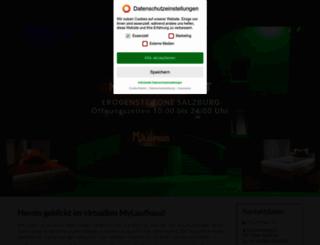 mylaufhaus.at screenshot