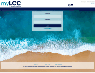 mylcc.net screenshot