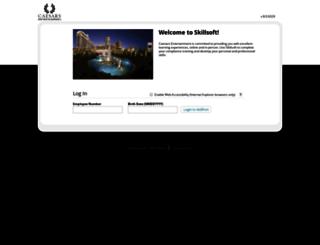 mylearning.skillport.com screenshot