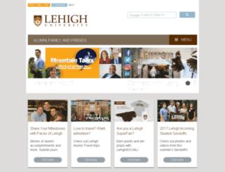 mylehigh.lehigh.edu screenshot
