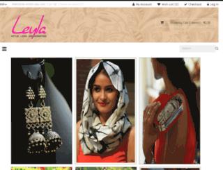 myleyla.com screenshot