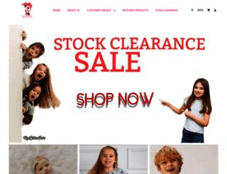 mylittlekidz.com screenshot