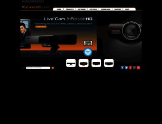 mylivecam.com screenshot