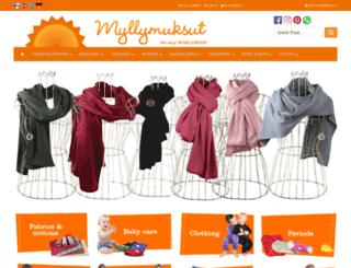 myllymuksut.com screenshot